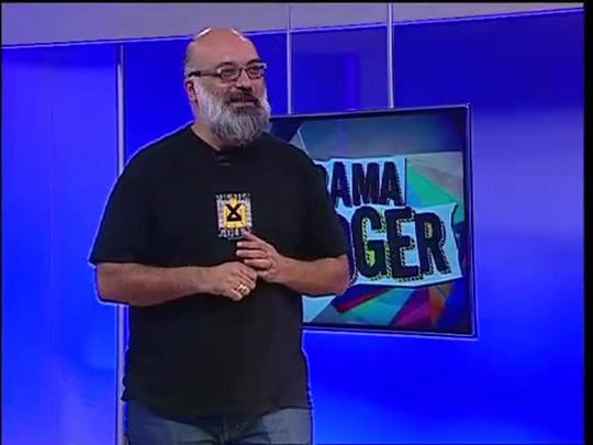 Programa do Roger - Oficina de Choro e Samba - Bloco 3 - 11/03/15