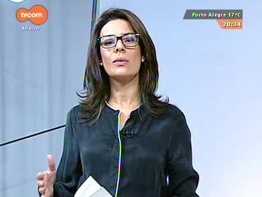 TVCOM 20 Horas - Piratini admite erro em nomeação para CC de filho do secretário da Justiça - 06/05/2015