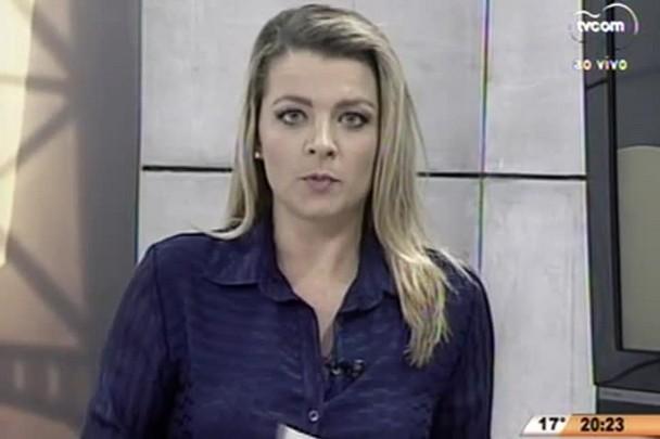 TVCOM 20 Horas - MP notifica Deinfra sobre medidas de segurança na obra da SC-403 - 15.06.15