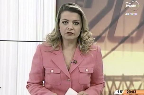 TVCOM 20 Horas - ANTT apresenta propostas para o Contorno Viário da Grande Florianópolis - 19.06.15