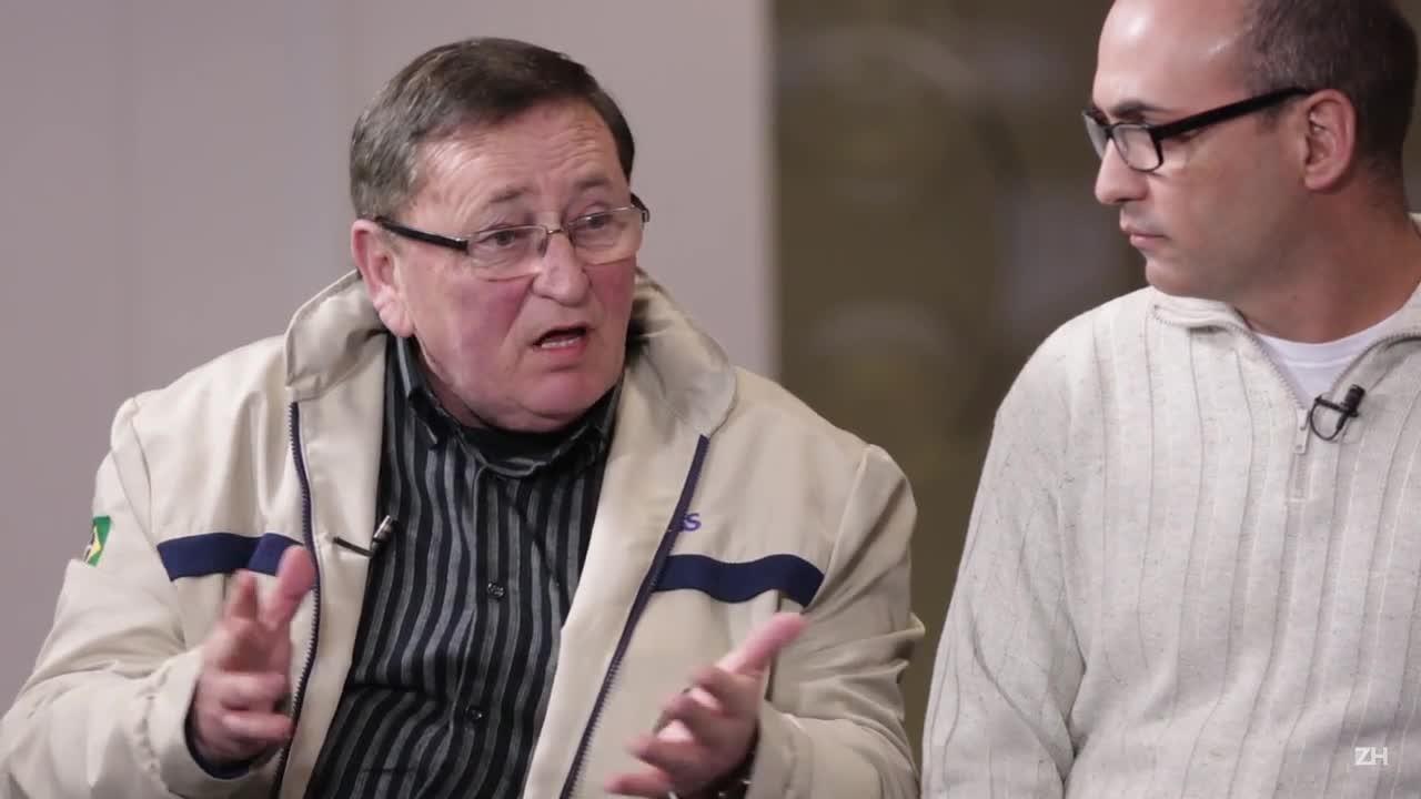 Romildo Bolzan fala sobre a compra da gestão da Arena