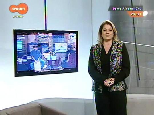 TVCOM Tudo Mais - Madalena Trabuco conta como será a participação no primeiro encontro França/Brasil