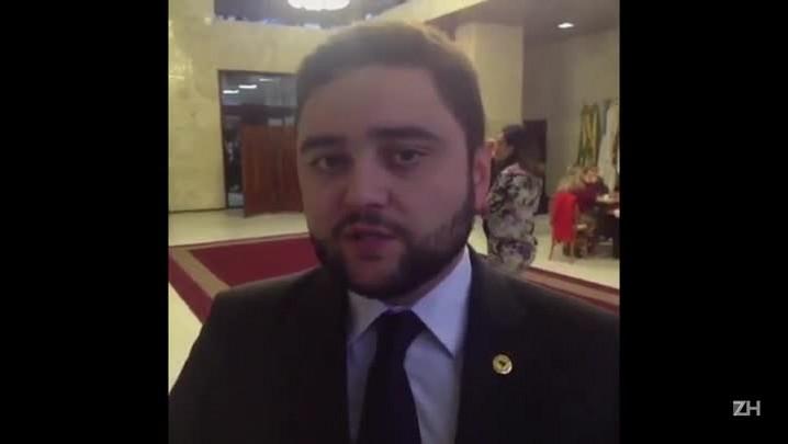 Gabriel Souza (PMDB) defende aprovação da LDO