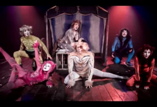 O Gato de Botas: um espetáculo para adultos e crianças