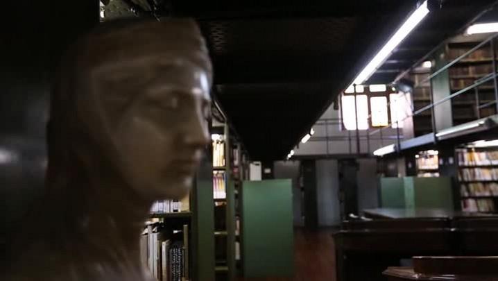 Reabertura da Biblioteca Pública do RS