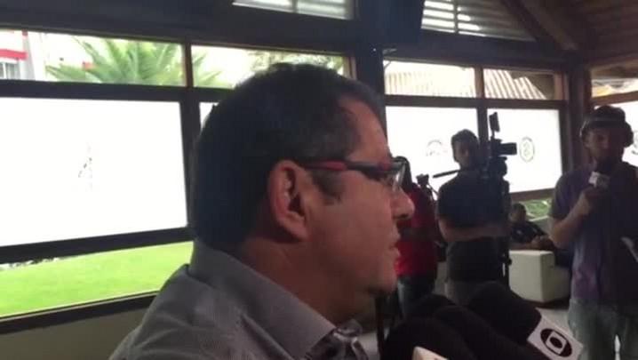 Pellegrini fala sobre renovação de Alisson, contratação de Damião e reforços