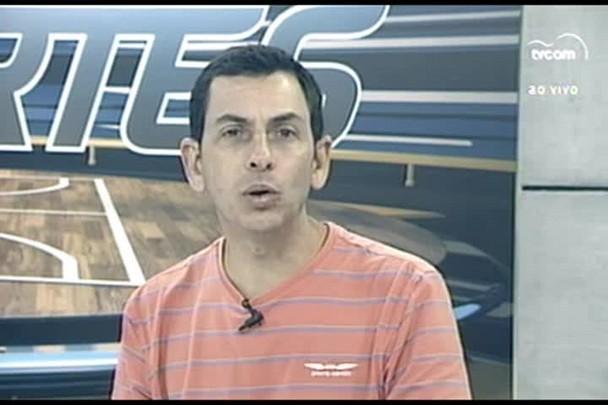 TVCOM Esportes. 3º Bloco. 21.01.16