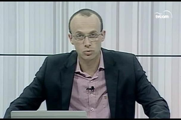 TVCOM Conversas Cruzadas. 1º Bloco. 12.02.16