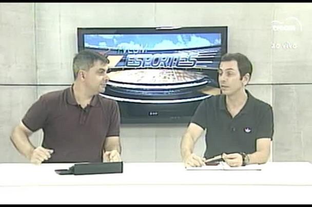 TVCOM Esportes. 3º Bloco. 01.03.16
