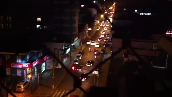 Santa-marienses protestam contra o governo Dilma