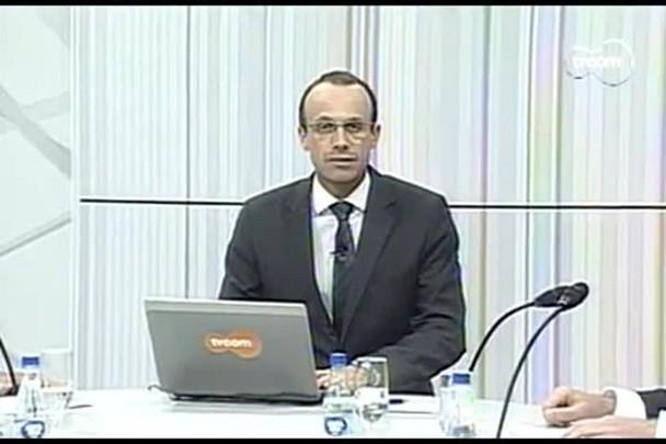 TVCOM Conversas Cruzadas. 3º Bloco. 08.04.16