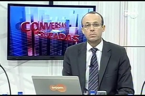 TVCOM Conversas Cruzadas. 4º Bloco. 18.04.16