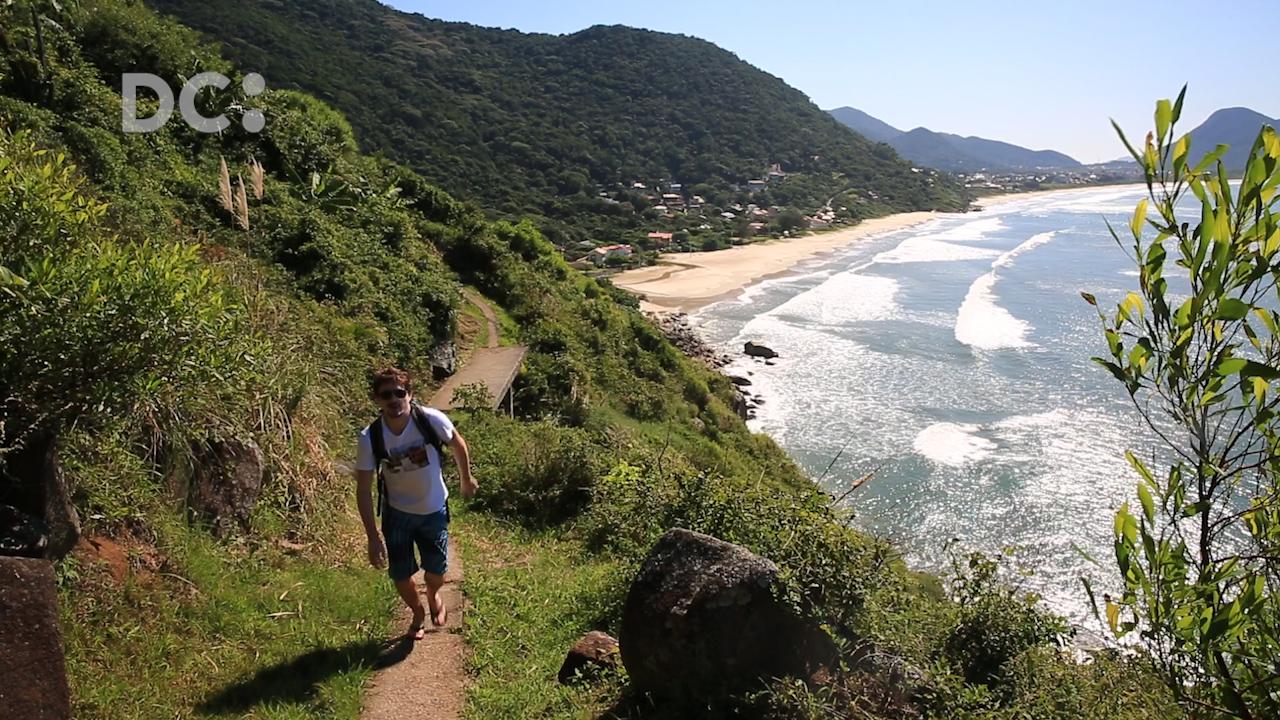 DC pelas praias especial: trilha do Saquinho é uma opção para o feriado