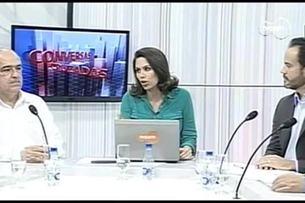 TVCOM Conversas Cruzadas. 2º Bloco. 11.05.16