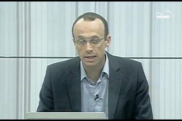 TVCOM Conversas Cruzadas. 1º Bloco. 31.05.16