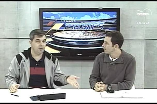 TVCOM Esportes. 3º Bloco. 10.06.16
