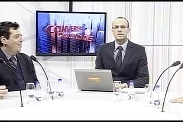 TVCOM Conversas Cruzadas. 2º Bloco. 13.06.16