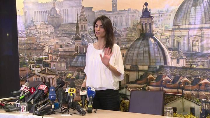 Roma tem primeira prefeita mulher