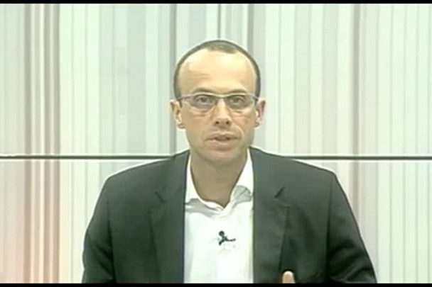 TVCOM Conversas Cruzadas. 1º Bloco. 14.07.16