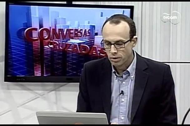 TVCOM Conversas Cruzadas. 4º Bloco. 05.08.16