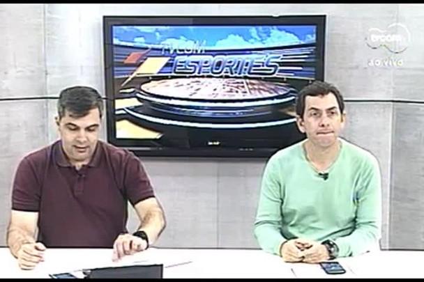 TVCOM Esportes. 3º Bloco. 06.09.16