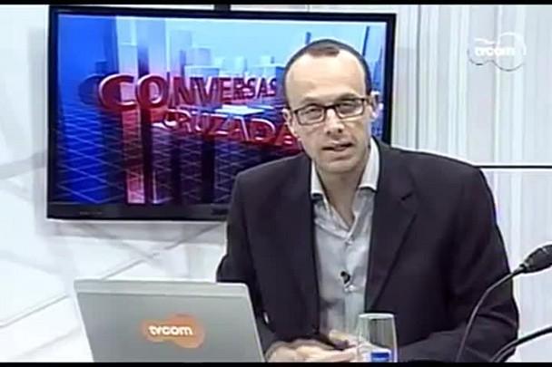 TVCOM Conversas Cruzadas. 4º Bloco. 15.09.16