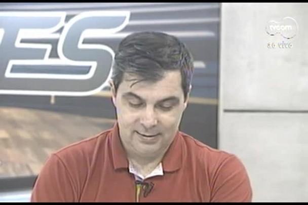 TVCOM Esportes. 3º Bloco. 13.10.16