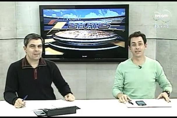 TVCOM Esportes. 1º Bloco. 21.10.16