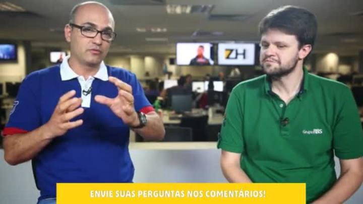 Pós-Jogo ZH: semifinais da Copa do Brasil