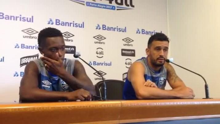 Edílson fala sobre reforços para o Grêmio