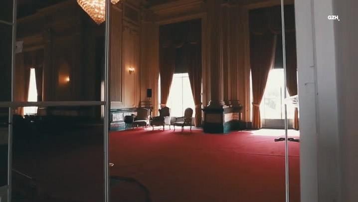 Os segredos do Piratini: gabinete do governador e salões oficiais