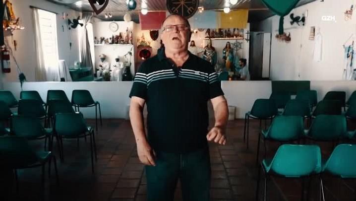 Bastidores do Pedro: Pai Danilo de Oxalá
