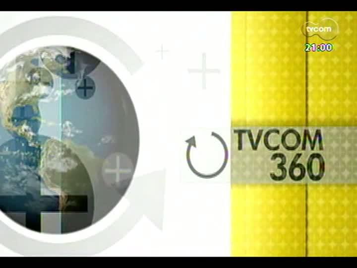 TVCOM Tudo Mais - TVCOM 360 (Père Lachaise)