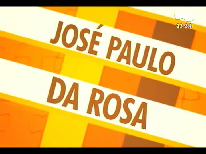 Mãos e Mentes - José Paulo da Rosa, diretor regional do Senac-RS - Bloco 1