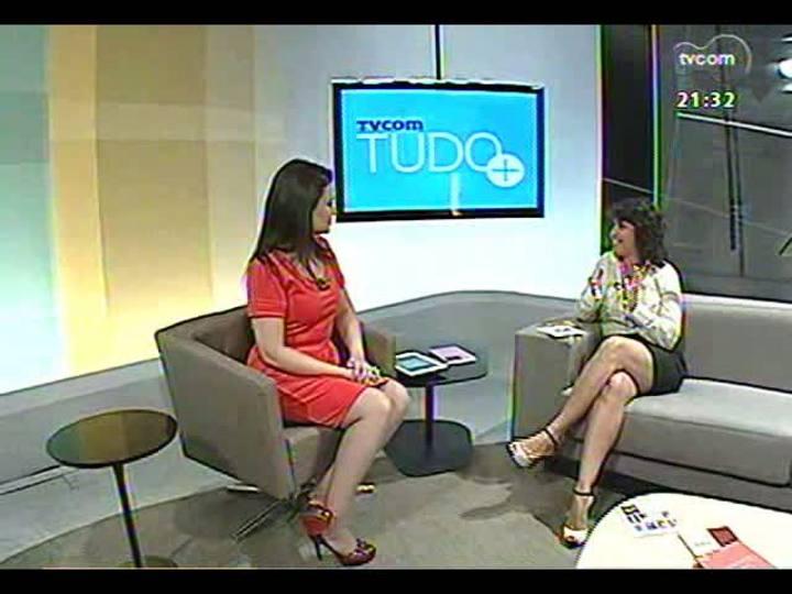 TVCOM Tudo Mais - Especialista fala sobre desenvolvimento de carreira de modelos