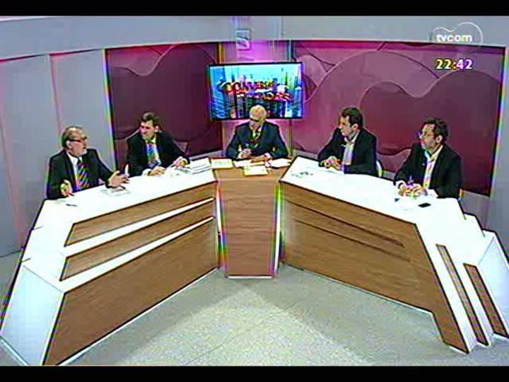 Conversas Cruzadas - Renovação dos contratos das concessionárias de pedágios: expectativa de serviço mais qualificado - Bloco 2 - 22/01/2013