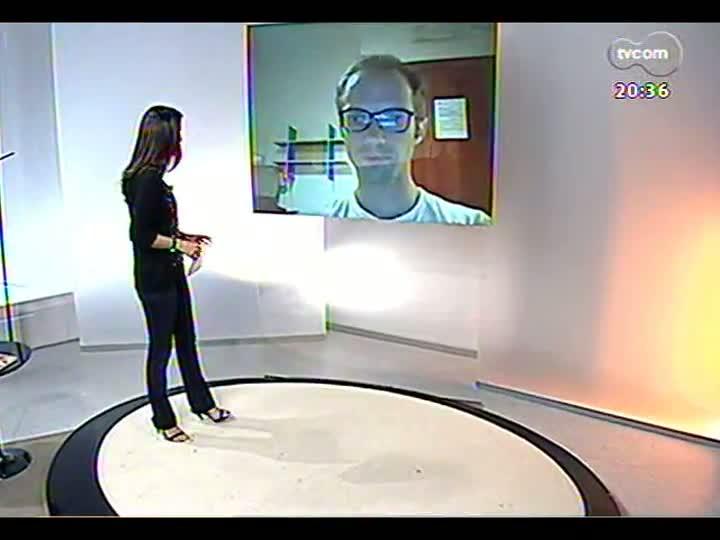 TVCOM Tudo Mais - Anúncio do novo Papa, o argentino Francisco