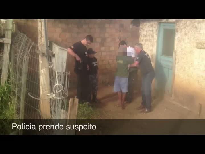 Casal é preso por maus tratos a crianças em São Jerônimo. 23/04/2013