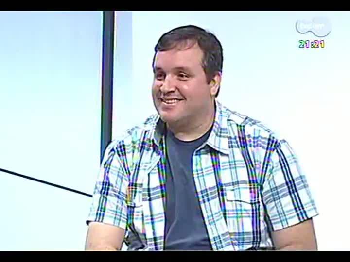 TVCOM Tudo Mais - Saiba mais sobre o 14º Forum Internacional Software Livre
