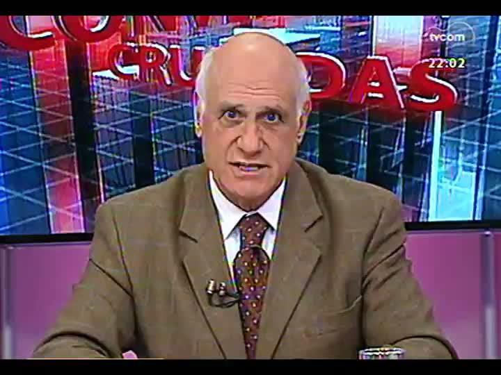Conversas Cruzadas - No quarto dia da visita do Papa Francisco ao Brasil, o Conversas Cruzadas busca avaliar as mensagens deixadas pelo pontífice - Bloco 1 - 25/07/2013