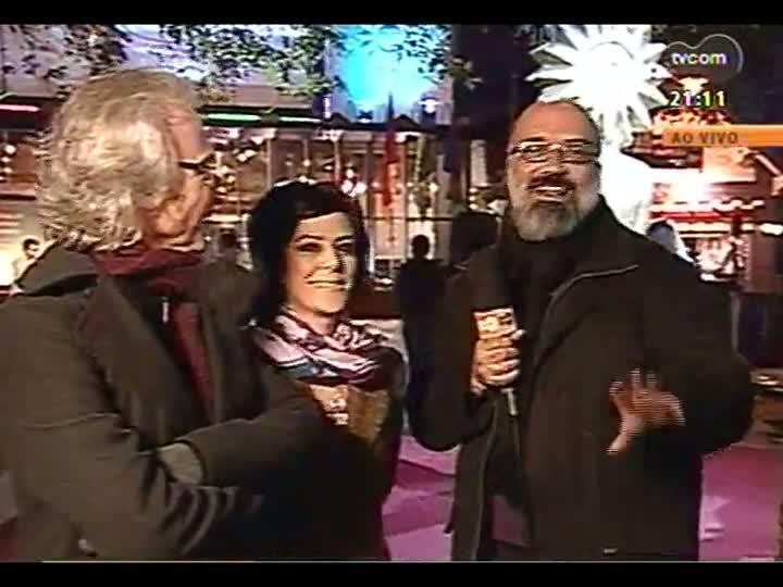 TVCOM Tudo Mais - Roger Lerina fala sobre os destaques do Festival de Gramado