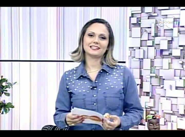 TVCOM Tudo Mais – Quadro Gastronomia – 3º Bloco- 16-08-2013