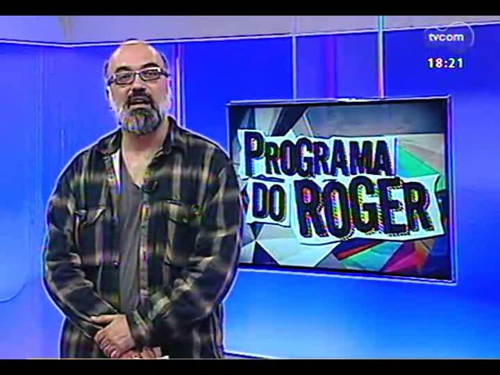 Programa do Roger - Arthur de Faria & Seu Conjunto e o músico argentino Omar Giammarco - bloco 4 - 22/08/2013