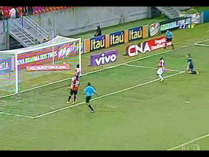 Bate Bola - Repercussão de toda rodada do Campeonato Brasileiro 2013 - Bloco 4 - 01/09/2013