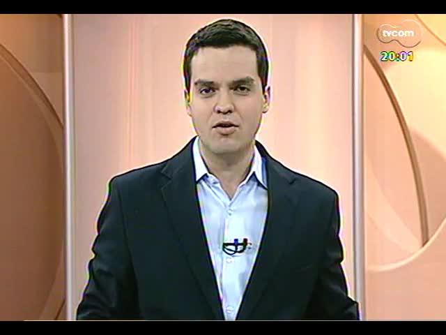 TVCOM 20 Horas - Operação Viagem Segura registra mais de 3 mil infrações de trânsito em 24 horas - Bloco 1 - 20/09/2013