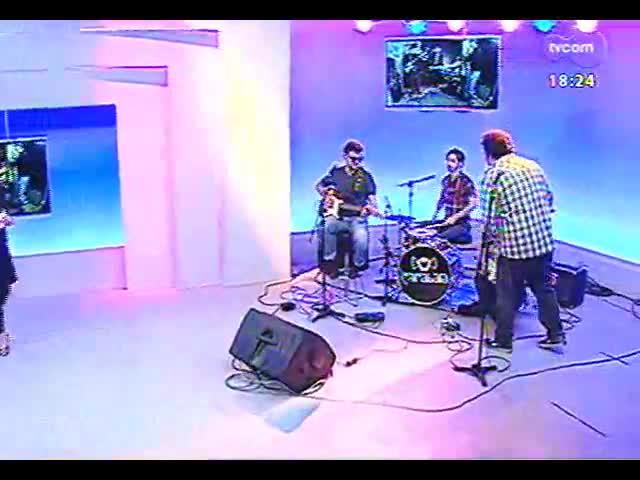 Programa do Roger - Confira mais um pouco do som da banda \'O Carabala\' - bloco 4 - 05/11/2013