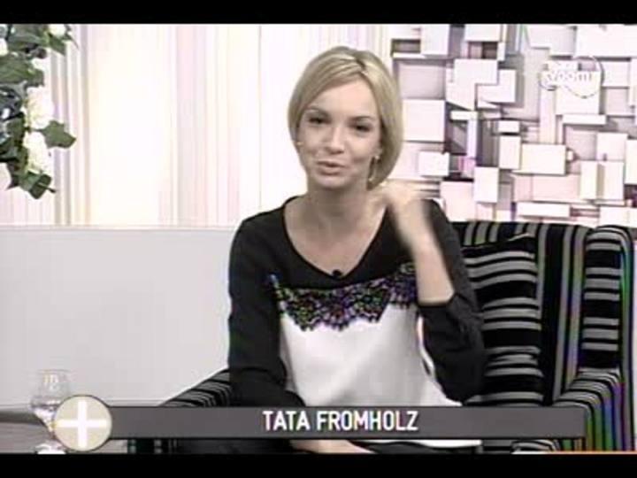 TVCOM Tudo+ - Tartaglia Arte - 11/11/13