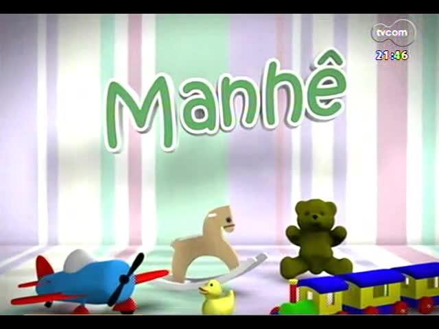 TVCOM Tudo Mais - Confira a estreia do quadro \'Manhê\', apresentado por Maysa Bonissoni