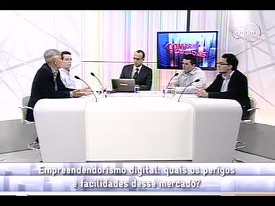 Conversas Cruzadas - Empreendedorismo digital 3ºbloco - 18/11/13