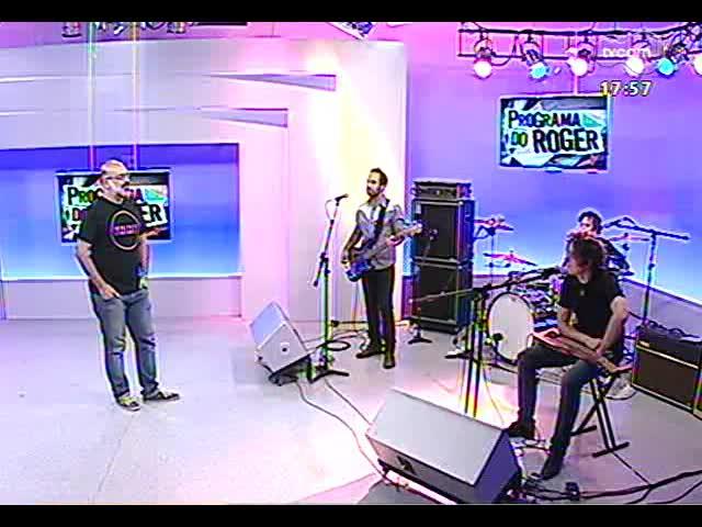 Programa do Roger - Confira o som da banda El Negro - bloco 2 - 19/11/2013